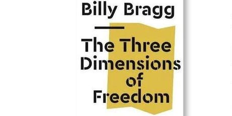 The Three Dimensions of Freedom Book Launch tickets