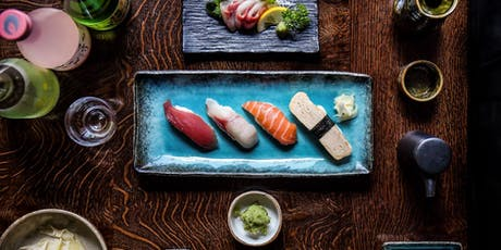 Andaz London Presents: Sushi & Sake Experience tickets