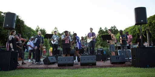 2019 Summer Evenings at the National Arboretum: The Hip-Hop Orchestra
