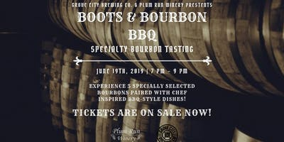 Boots & Bourbon BBQ | Specialty Bourbon Tasting