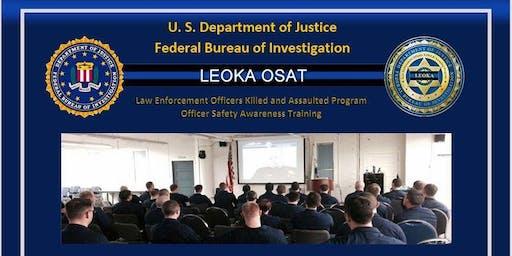 FBI LEOKA Training