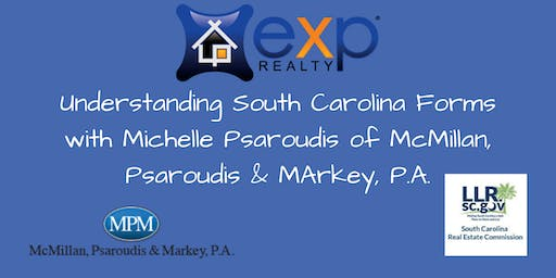 Understanding South Carolina Forms with Michelle Psaroudis
