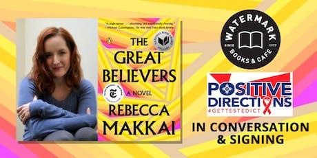 Rebecca Makkai in Conversation & Signing tickets