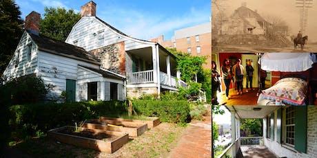 Private Tour & Reception @ The Dyckman House, Manhattan's Last Farmhouse tickets