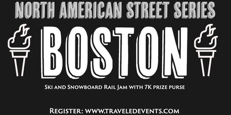 North American Street Series (Boston) tickets