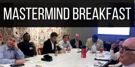 Mastermind Breakfast – Hosted by Red Sapiens
