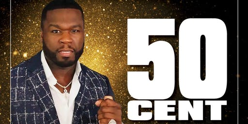50 Cent @ Haven Nightclub at Golden Nugget in Atlantic City