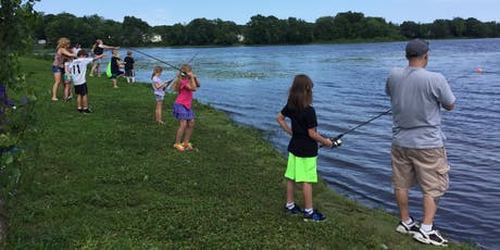 Fishing , Fun and Fundamentals - Young Tackle Supply tickets