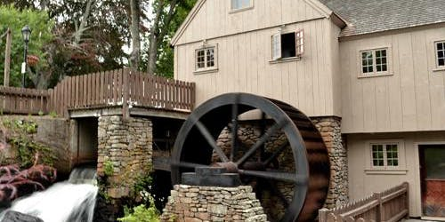 Plimoth After Dark: Mill to Distill