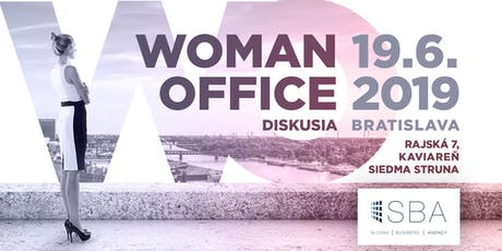 WOMANOFFICE Talks tickets