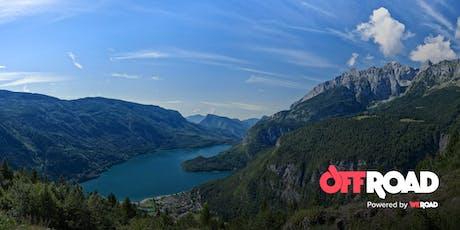 OffRoad: Trentino, laghi azzurri e castelli da fiaba tickets