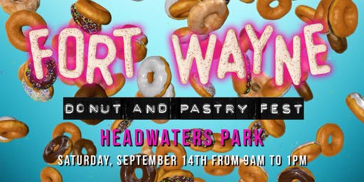 Donut and Pastry Fest