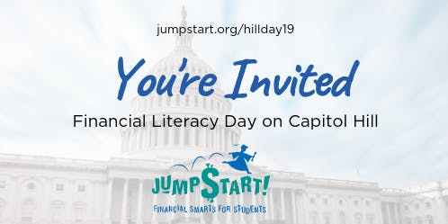 Financial Literacy Day on Capitol Hill