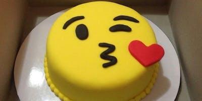 Emoji Cake Decorating Class