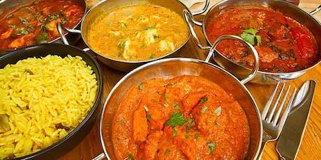 SeedsofLove Popup: Indian dinner tickets