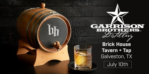 Meet the Maker - Brick House Galveston + Garrison Bros. Distillery