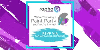 Paint Party at Rapha Wellness Center