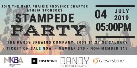 NKBA Stampede Party  tickets