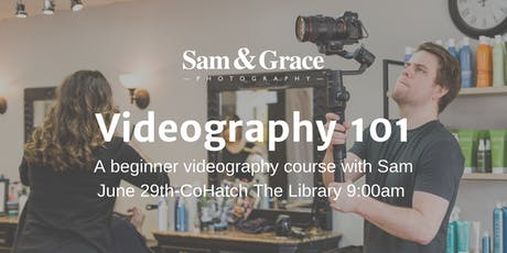 Videography 101 tickets