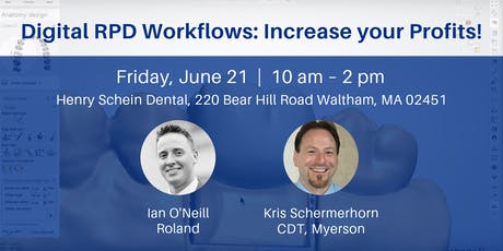 Digital RPD Workflows: Increase your Profits! tickets