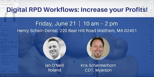 Digital RPD Workflows: Increase your Profits!
