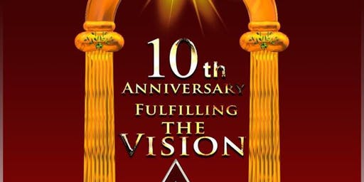 Zerubbabel Chapter #124 - 10th Anniversary: Fulfilling The Vision