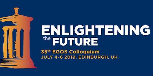 EGOS Special Event and Reception