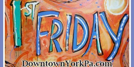 July First Friday Vendors Continental Square  tickets