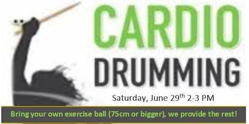 Cardio Drumming