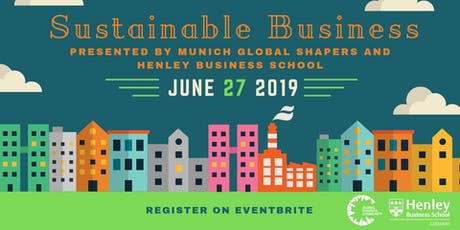 Sustainable Business - #ShapeTalk Series entradas