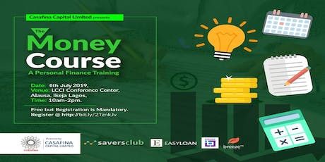 The Money Course tickets