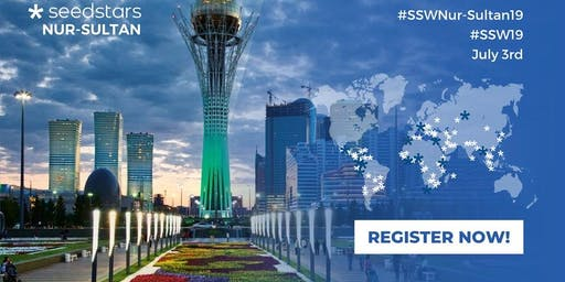 Seedstars Nur-Sultan 2019