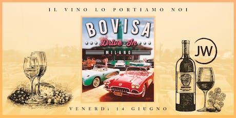 Just Wine ti porta al Bovisa Drive-In biglietti