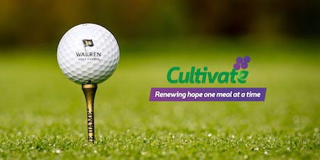 Cultivate's Inaugural Golf Classic tickets