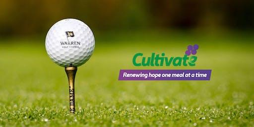 Cultivate's Inaugural Golf Classic