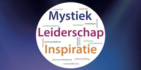 Symposium Mystiek - Leiderschap - Inspiratie tickets