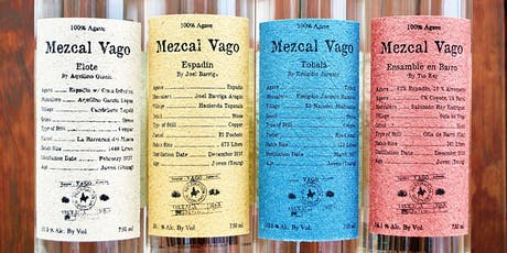 Las Perlas Mezcal Collective featuring Mezcal Vago with Founder Judah Kuper tickets