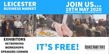 Leicester Business Market tickets