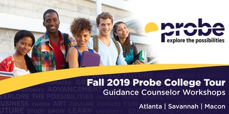 Fall 2019 Probe Guidance Counselor Workshops tickets