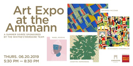 Art Expo at the Ammann tickets