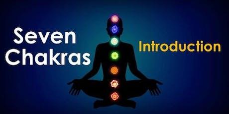 Introductory to 7 Chakra Meditation tickets