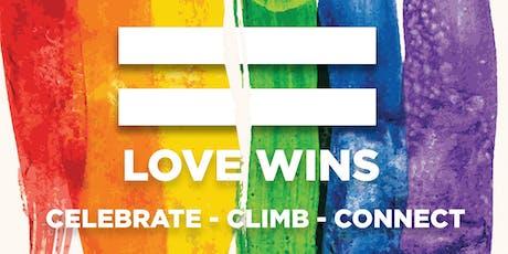 Love Wins: Celebrating Pride tickets
