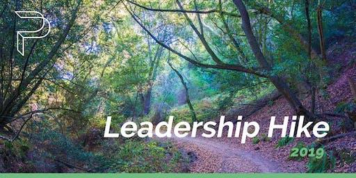 PilotCity Leadership Hike 2019
