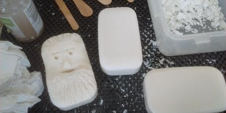 Mixed Media: Soap Carving tickets