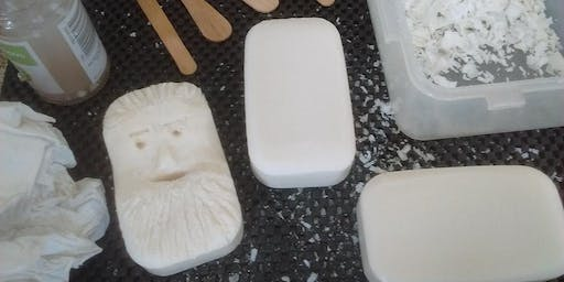 Mixed Media: Soap Carving