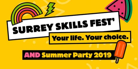 Surrey Skills Festival and Summer Party tickets
