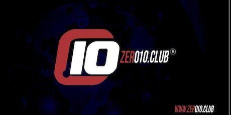 Forum Zero 10 - Roncador - PR ingressos