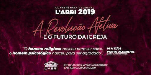 Conferência Regional L'Abri Brasil 2019 - Edição Porto Alegre