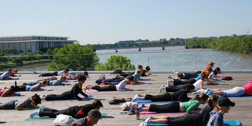 HEALTH & WELLNESS: Sunrise Pilates on the Rooftop