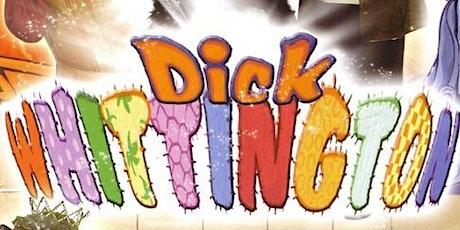 Christmas Panto - The Legend of Dick Whittington tickets